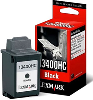 Lexmark 13400HCE Black Ink Cartridge