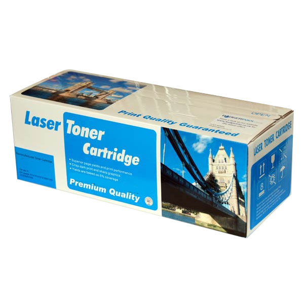Tru Image Cyan Toner Cartridge Compatible with Samsung CLT-C4092S