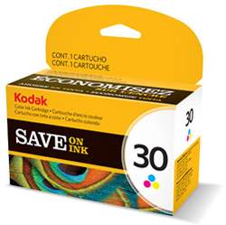 Kodak No 30 Pigment Colour Ink Cartridge - 889-8033