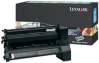 Lexmark C780H1CG Return Program Cyan Toner Cartridge, 10K Page Yield