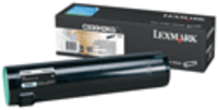 Lexmark High Capacity Black Toner Cartridge, 38K Yield
