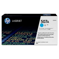 HP CE401A Cyan (507A) Toner Cartridge - CE 401A