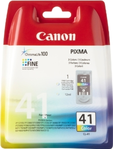 Canon CL-41 Colour Ink Cartridge ( 41 Color )