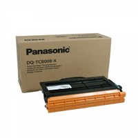 Panasonic DQ-TCB008X Black Toner Cartridge - DQ-TCB008-X, 8K Yield
