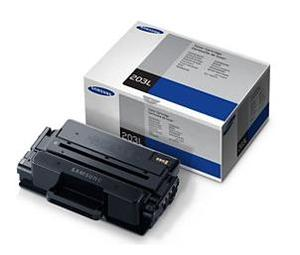 Samsung MLT D203L High Capacity Black Toner Cartridge, 5K Page Yield