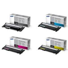 Samsung CLT-406S Toner Cartridges Multipack - CMYK 4 Cartridges Pack (CLT-406S Multipack)