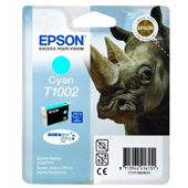 Epson T1002 DuraBrite Ultra Cyan Ink Cartridge ( Rhino )