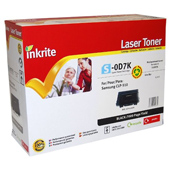 Inkrite Premium Quality Compatible Black Laser Toner Cartridge