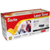 Inkrite Premium Quality Compatible for HP No 12A Laser Cartridge
