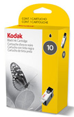 Kodak No 10 Pigment Black Ink Cartridge - 394-9914