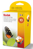 Kodak No 10 Pigment Colour Ink Cartridge - 394-9930