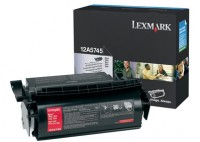 Lexmark 0012A5745 High Capacity Black Laser Toner Cartridge