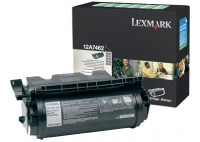 Lexmark 012A7462 High Capacity Return Program Toner Cartridge, 21K Page Yield