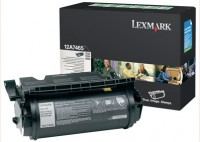 Lexmark 012A7465 Extra High Capacity Return Program Toner Cartridge, 32K Page Yield