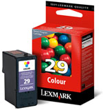 Lexmark No 29 Colour Ink Cartridge - 018C1429E