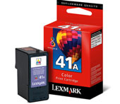 Lexmark 41A Colour Ink Cartridge - 018Y0341E