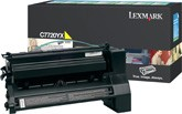 Lexmark C7220Y Extra High Capacity Return Program Yellow Toner Cartridge