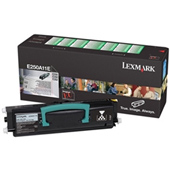 Lexmark 0E250A11E Return Program Toner Cartridge, 3.5K Page Yield