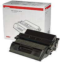 Oki Black Toner Cartridge and Drum Unit - 9004078, 11K Yield