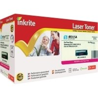 Inkrite Premium Quality Magenta Toner Cartridge for Samsung CLT-M406s