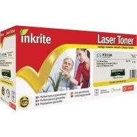 Inkrite Premium Quality Yellow Toner Cartridge for Samsung CLT-Y406S