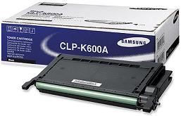 Samsung CLP K600A Black Laser Toner Cartridge