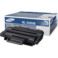 Samsung ML D2850B High Cap Toner Cartridge, 5K Page Yield