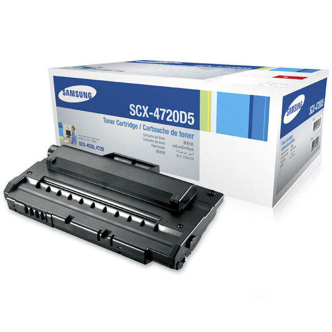 Samsung SCX4720D5 Laser Toner/Drum Cartridge