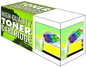 Tru Image Yellow Compatible HP 507A Toner Cartridge (CE402A) Printer Cartridge